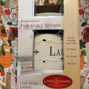 Fragrance Warmer